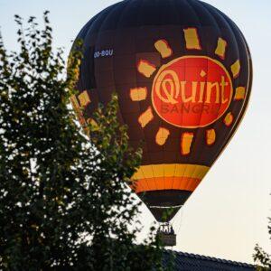 Ballonvaart Antwerpen
